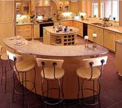 Granite countertop, Troy, MI - Kitchen r