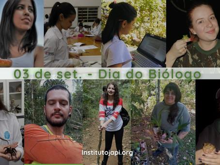 03 de setembro - Dia do Biólogo
