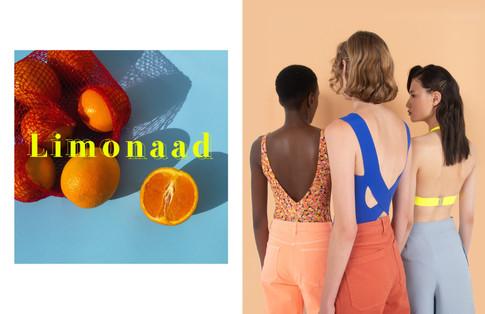 LIMONAAD - JUSTE MAGAZINE by Polina Pho