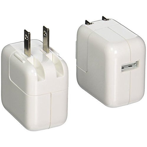 10/12W USB Power Adapter for iPads