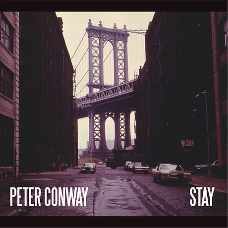 Stay album cover art