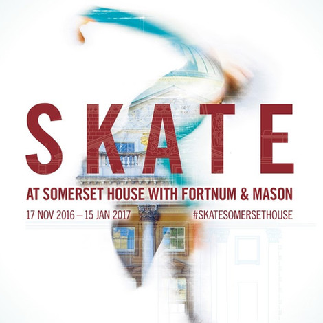 Summerset House - Ice Skating Video