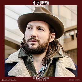 Peter Conway Soundtracks Volume One album cover art