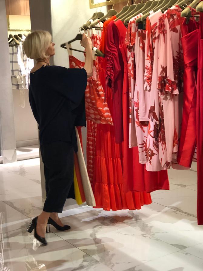 """Treinamento de """"Moda para o varejo """", para Ivana Menezes Store - Goiana"""