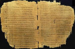 کتابهای عهد جدید به ترتیب سال تقریبی نگارش