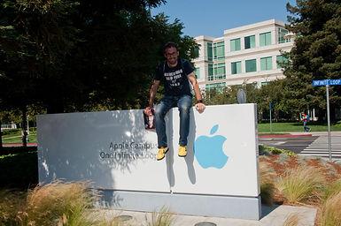 Jordi Valls a Apple