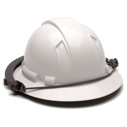 Pyramex Full Brim Hard Hat Dielectric Adapter
