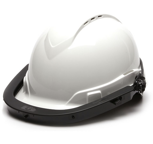 Pyramex Black Hard Hat Dielectric Adapter