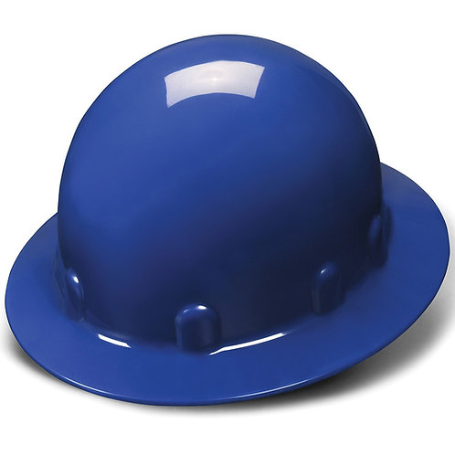 Pyramex SL Series Sleek Shell Full Brim Hard Hat, 4 Pt Suspension
