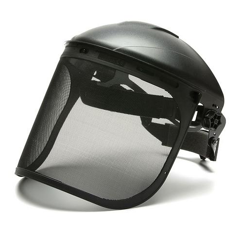 Pyramex Wire Mesh Face Shield