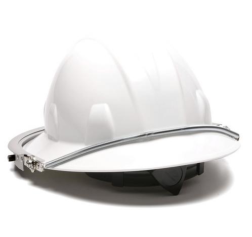 Pyramex Full Brim Hard Hat Aluminum Adapter