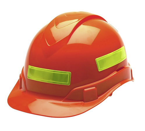 Pyramex HVRS Series Adhesive Reflective Stripe for Hard Hats