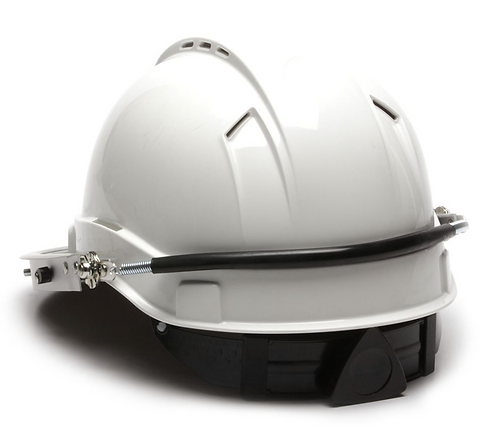 Pyramex Cap Style Hard Hat Aluminum Adapter