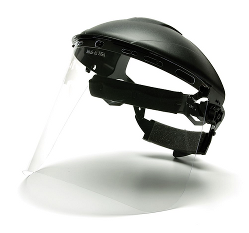 Pyramex Polycarbonate Face Shield