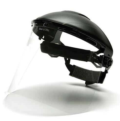 Pyramex Polyethylene Face Shield