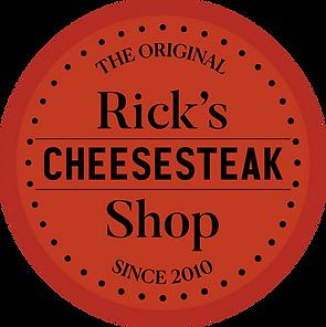 Ricks Cheesesteak Shop - New Logo.png