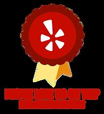 Rick's Cheesessteak Shop yelp award 2019