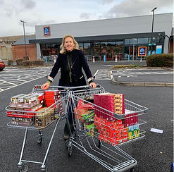 Besom purchases from Aldi.jpg