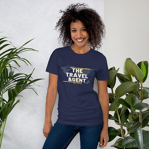 The Travel Agent Podcast Short-Sleeve Unisex T-Shirt