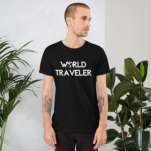 World Traveler Short-Sleeve Unisex T-Shirt