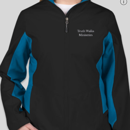 Truth Walks Ministries Staff ladies Jacket
