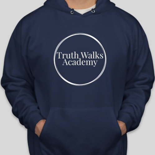 Truth Walks Academy Hoodies