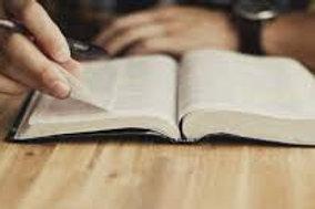 In Depth Bible Study 101