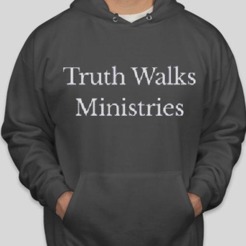 Truth Walks Ministries Staff Hoodie