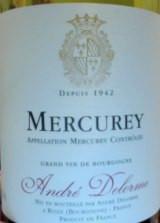 Andre DeLorme Mercurey Blanc