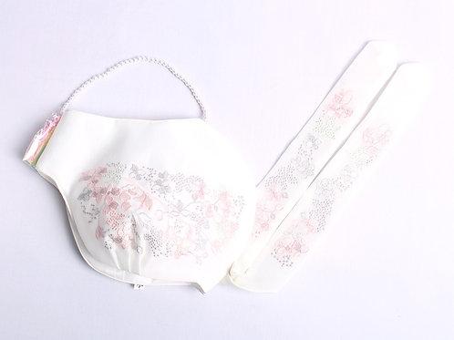 コリチョバウィ アイボリー/ピンク 100日