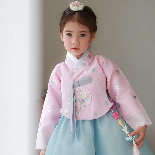 ソミラン 女子韓服 1号 4号