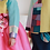 Thumbnail: ポッチュモニ 小鳥の刺繡 チョゴリアクセサリー 巾着 トルボク