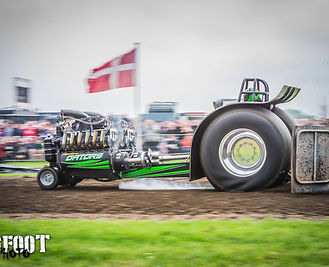 Gators Visby Tractor pulling