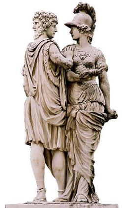 JANUS - A Uniquely Roman God