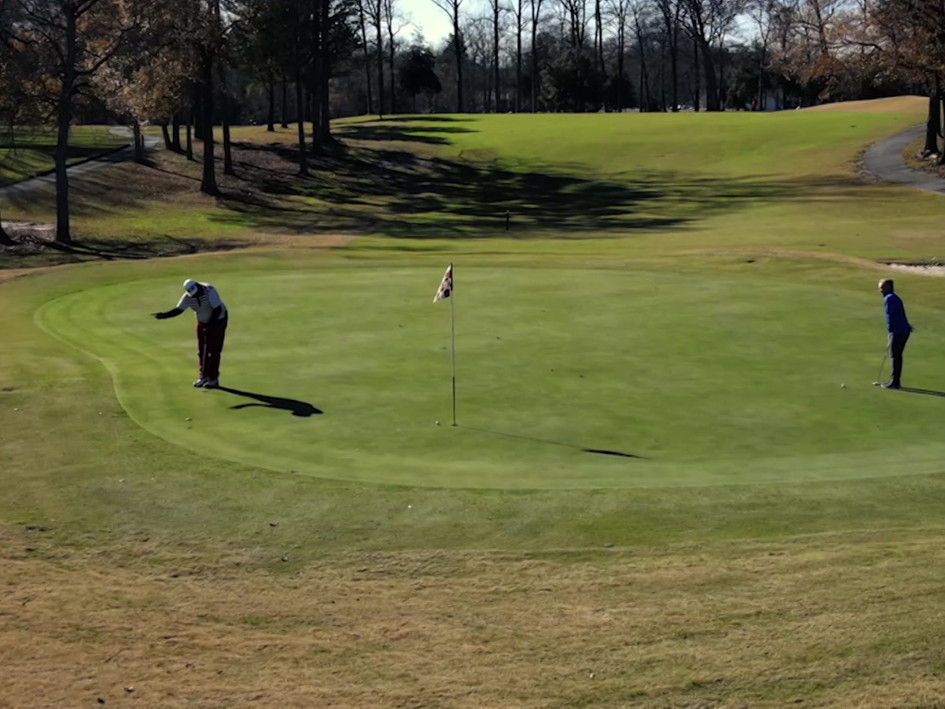 The Valley Golf for City of Burlington