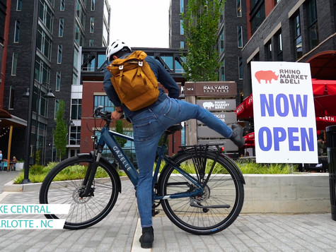 The Queen City for eBike Central