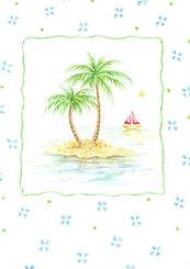 Desert Island Card   Audrey Designs