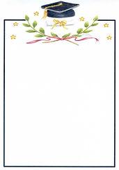 Graduation Invitation | Audrey Designs