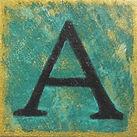 Initial Pin | Audrey Designs