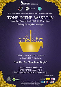 tone in the basket IV TITB