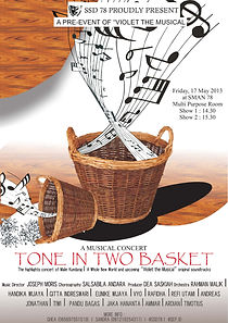Tone In Two Basket