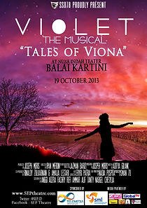 Violet The Musical Tales of Viona