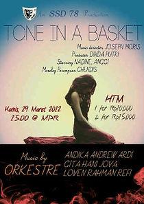 Tone In A Basket