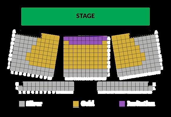 Seat Map TITB VI