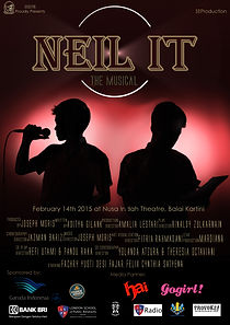 Neil It! The Musical