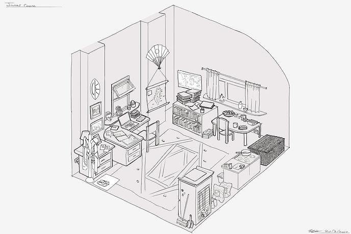 Intirior Room