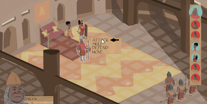 Tactical RPG Project_(Game Screen)_2