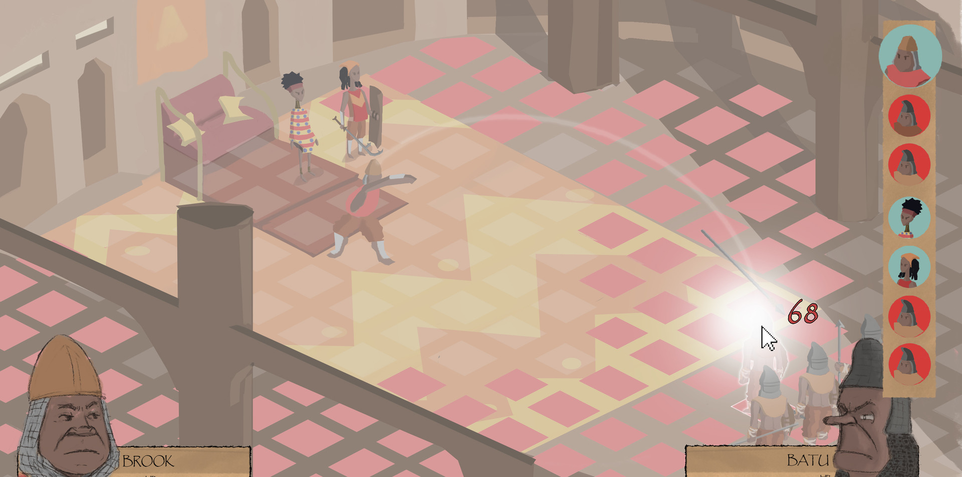 Tactical RPG Project_(Game Screen)_6