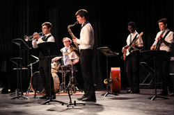 Just in Time jazz quintet