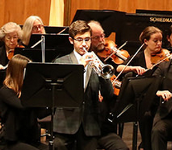 Nicholas Recktenwald, soloist